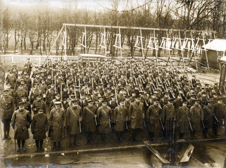 Finsbury Rifles