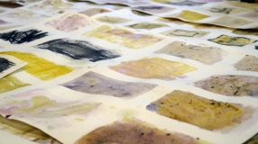 Painting with pigment13