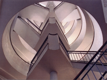 Bevin Court Staircase