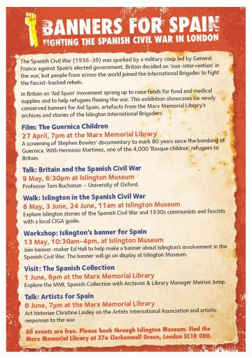 Spanish Civil War Exhibition A5 leaflet.2-page-001