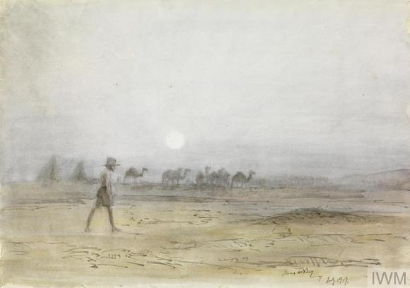 A Morning Mist James McBey