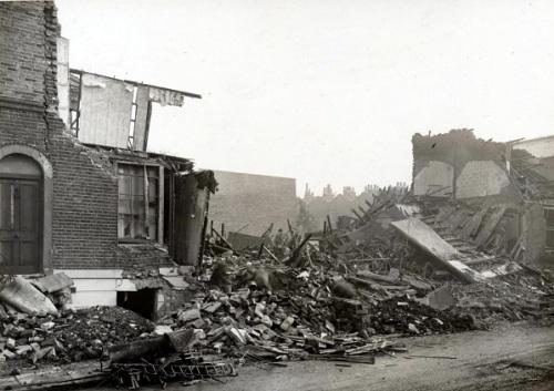 Bryan Street 22 Sept 1940