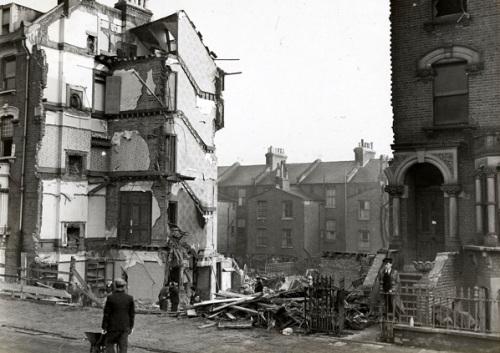 Petherton Road 12 Nov 1940