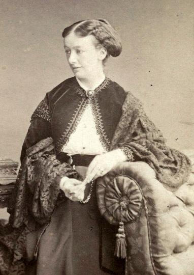 Amelia Edwards (NPG)